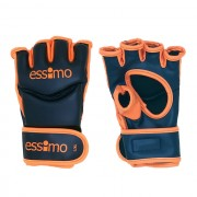 Essimo Free Fight/MMA Handschoenen - Metallic