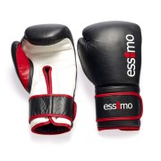 "Essimo Kick Boxing Gloves ""Leather"""