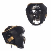 Ernesto Hoost Ultimate Head Guard Leather