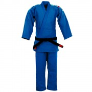 Judopak Ippon blauw – Slim Fit