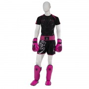 Leo (kick)boxing SET 10 - Pink
