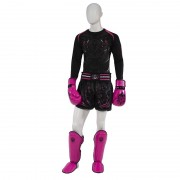Leo (kick)boxing SET 6 - Pink