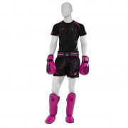 Leo (kick)boxing SET 7 - Pink