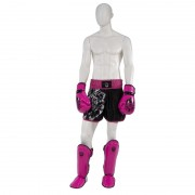 Leo (kick)boxing SET 8 - Pink