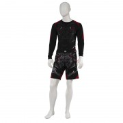 Leo (kick)boxing / MMA SET 12 - Red