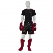 Leo (Kick)boxing / MMA SET 3 - Red
