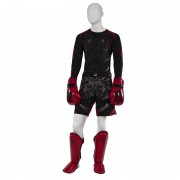 Leo (Kick)boxing / MMA SET 4 - Red