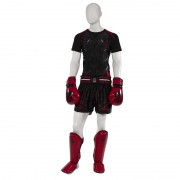 Leo (kick)boxing SET 7 - Red