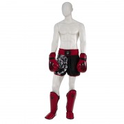 Leo (kick)boxing SET 8 - Red