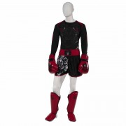 Leo (kick)boxing SET 9 - Red