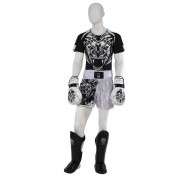 Leo (Kick)boxing SET 10 - White