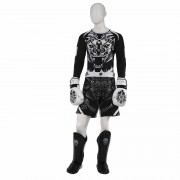 Leo (Kick)boxing / MMA SET 4 - White
