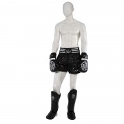 Leo (kick)boxing SET 5 - Black