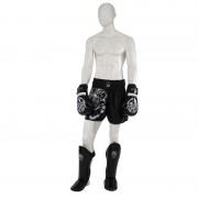 Leo (kick)boxing SET 8 - Black