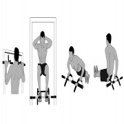 Tunturi Multifunctional Door Gym