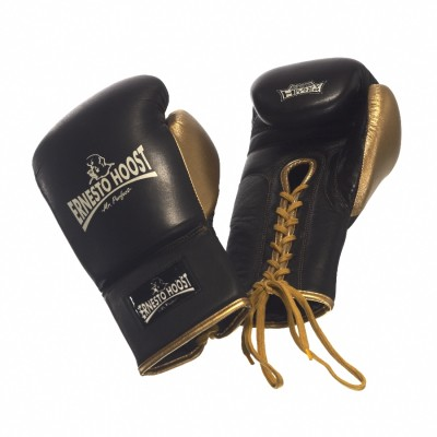 "Ernesto Hoost Professional Boxing Gloves ""Lace Closing"""