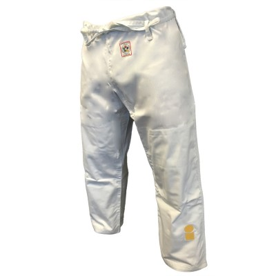 Essimo IJF-Approved Judobroek Wit