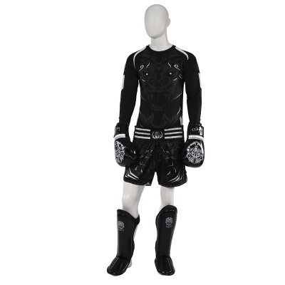 Leo (kick)boxing SET 6 - Black